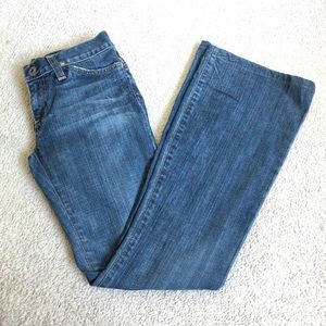 AG Adriano Goldschmied The Legend Flare Jeans EUC